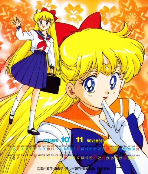 Minako Sailor Venus