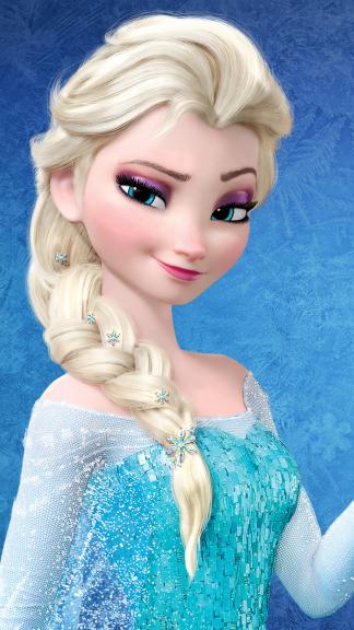 Elsa princesse