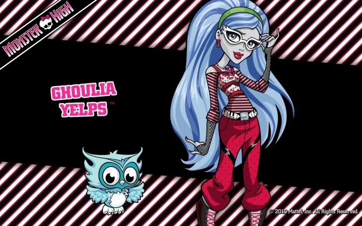 Ghoulia Monster High