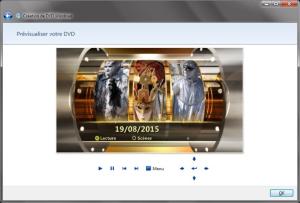 Prévisualiser le dvd avant la gravure