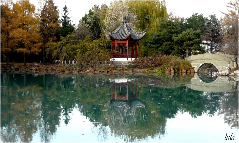 Coloriage jardin de chine imprimer et colorier for Jardin chinois