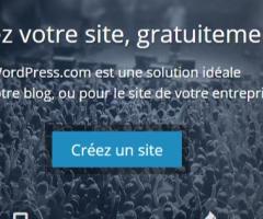 Créer son site ou son blog gratuitement avec Wordpress