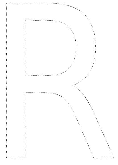 r-coloriage