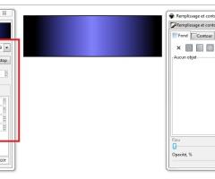 Changement de la couleur du stop Inkscape