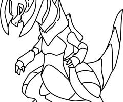 Coloriage Tranchodon