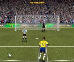 Neymar tir blesse