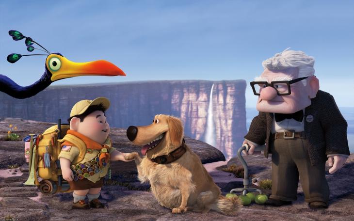Russell et Doug