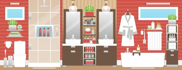 Utiliser inkscape pour dessiner son salon sa cuisine sa salle de bain - Dessiner sa salle de bain ...