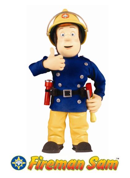 Coloriage sam le pompier imprimer et colorier - Dessin sam le pompier ...