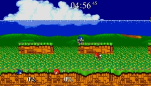 Sonic Super Smash