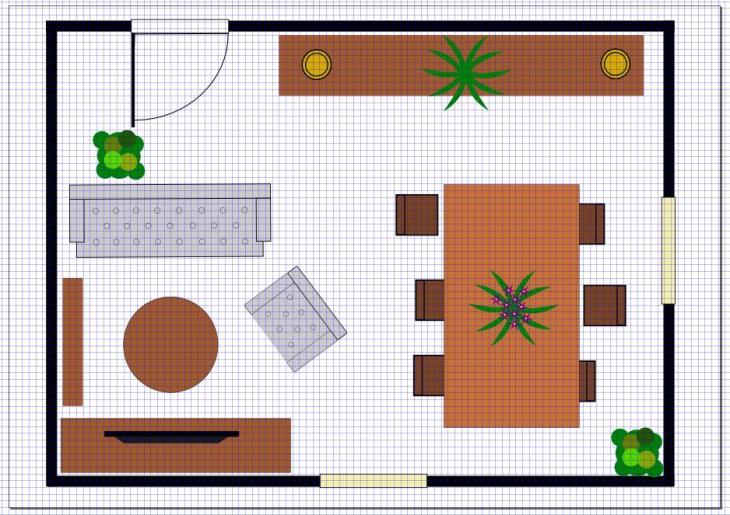 Utiliser inkscape pour dessiner son salon sa cuisine sa for Logiciel pour dessiner sa cuisine