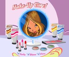 Winx maquillage