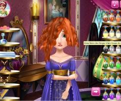 Anna coupe de cheveux