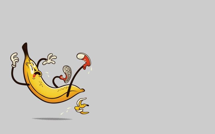 Banane marrante