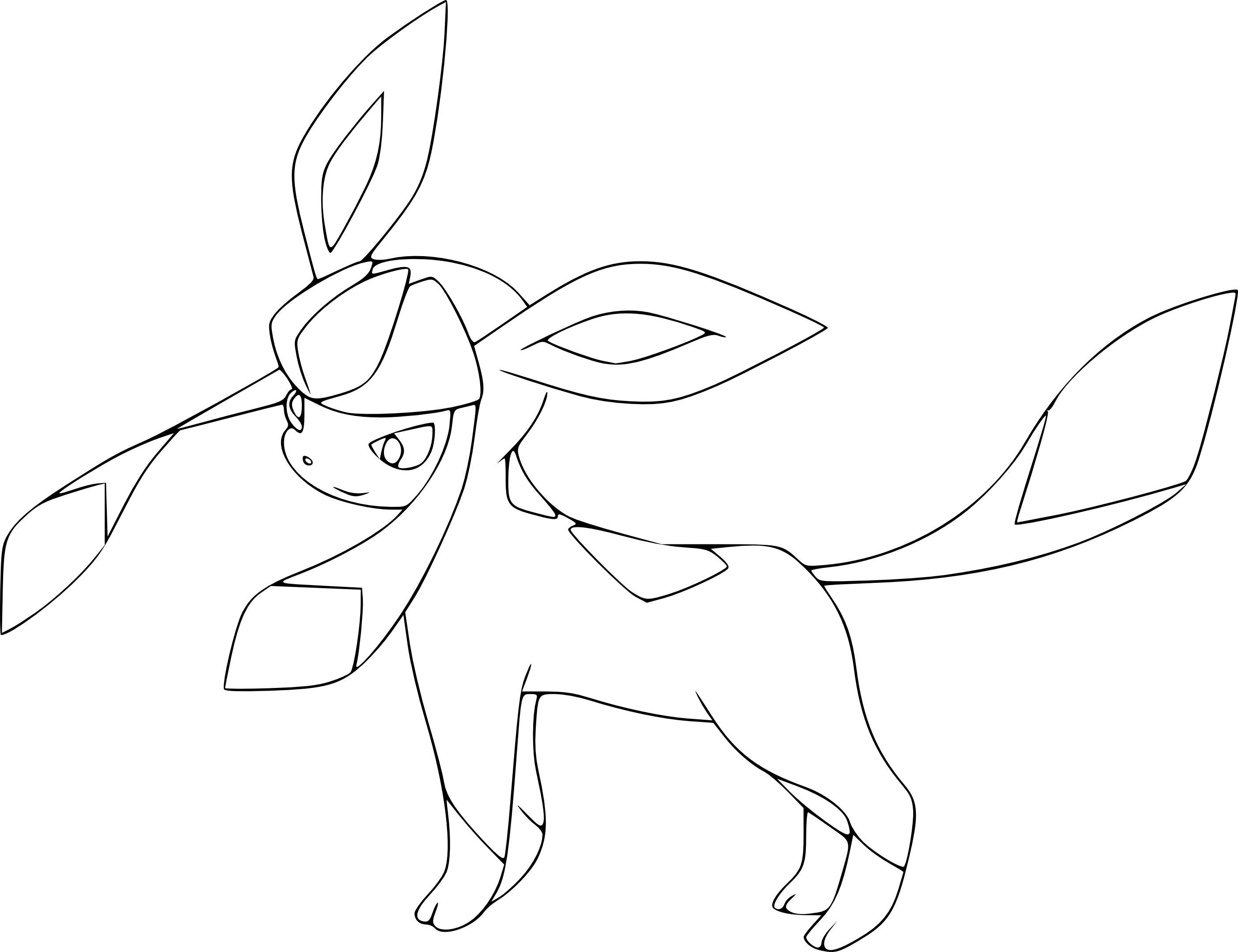 Beau dessin a imprimer pokemon voltali - Image pokemon a imprimer ...