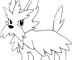 Coloriage Ponchien