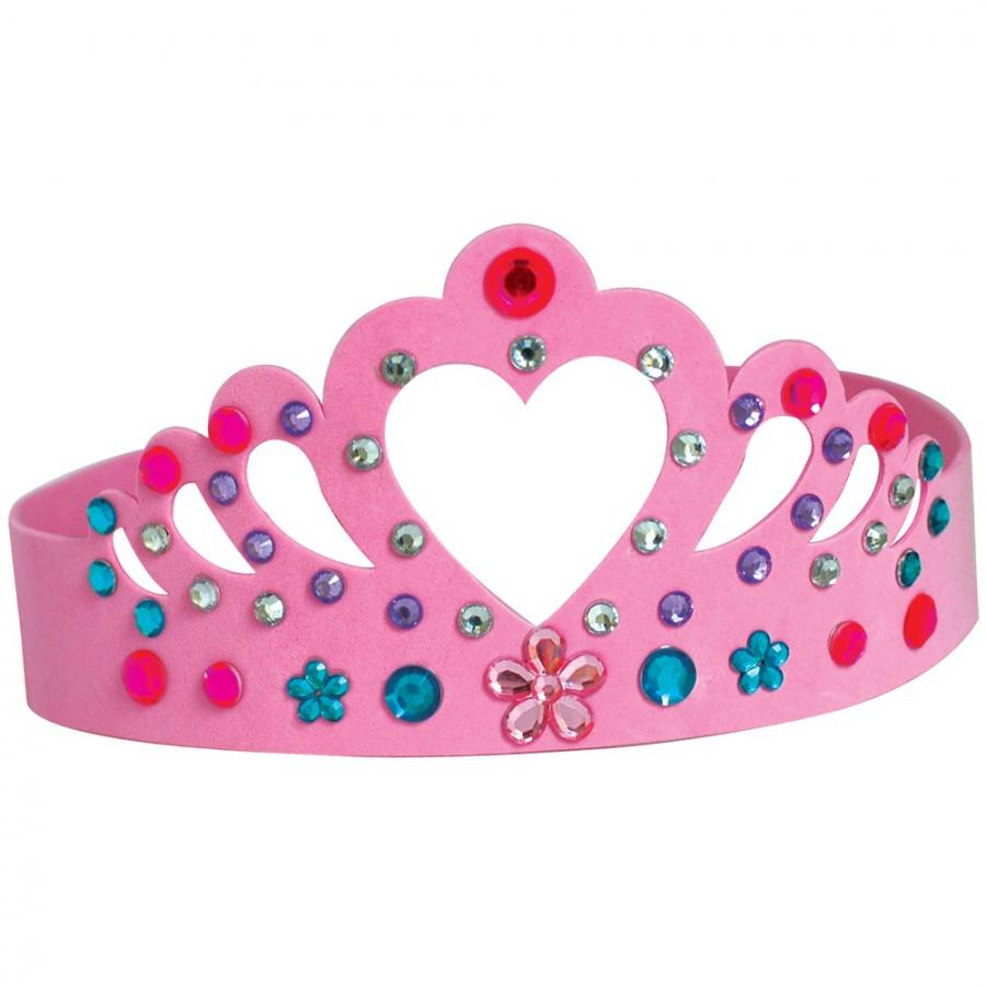 Populaire Coloriage couronne princesse à imprimer et colorier ZJ85