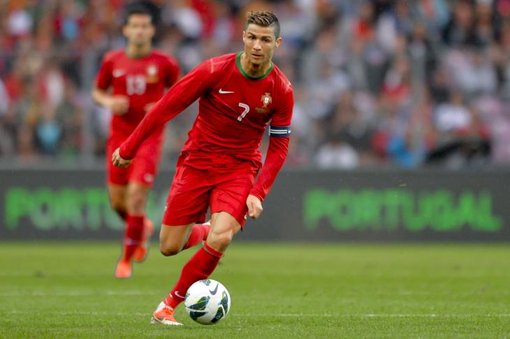 Cristiano Ronaldo Portugal 2015