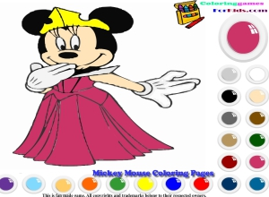 Dessin Minnie