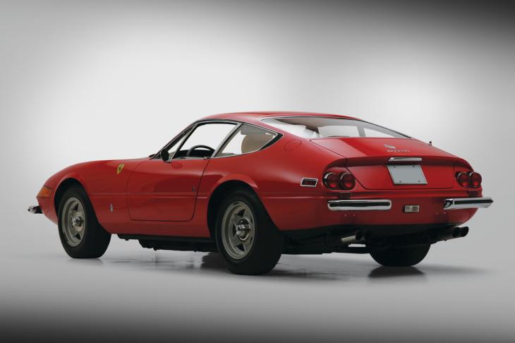 Ferrari ancienne