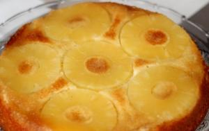 Gateau ananas