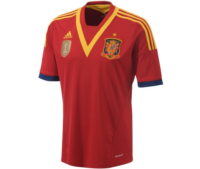 Maillot Espagne 2013