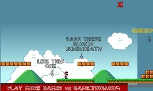 Mario Land unfair