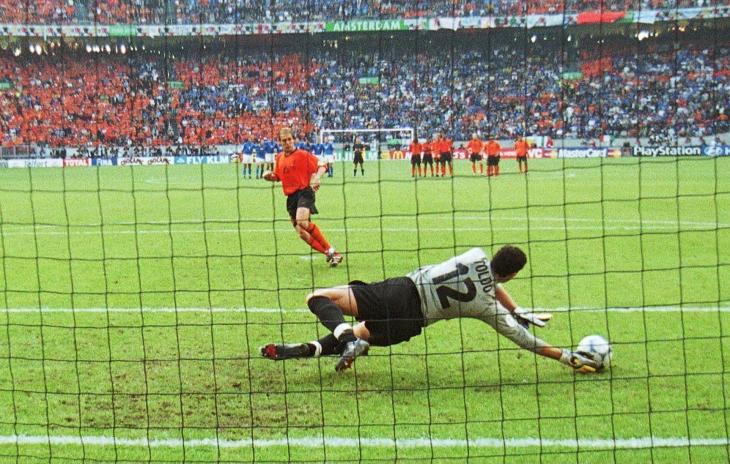 Penalty foot