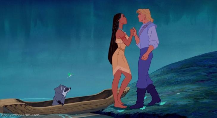 Pocahontas John