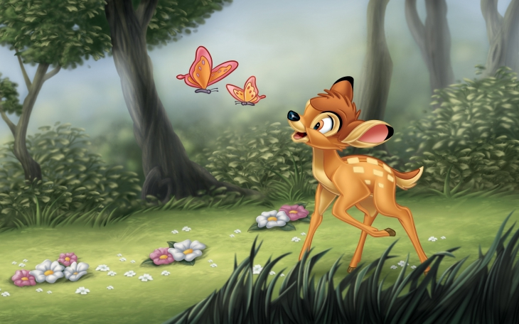 Bambi Wallpaper