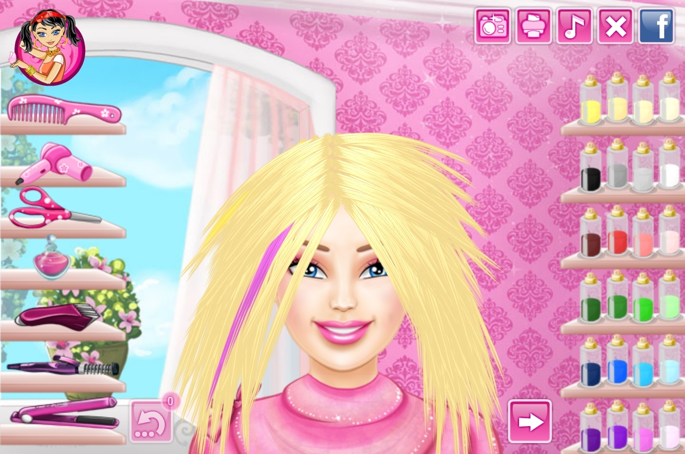 Barbie Fashion Girl Games For Free
