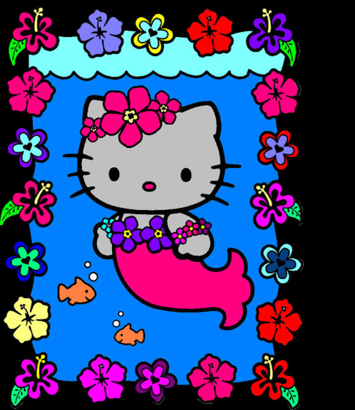 Coloriage hello kitty sir ne gratuit imprimer et colorier - Hello kitty a imprimer ...