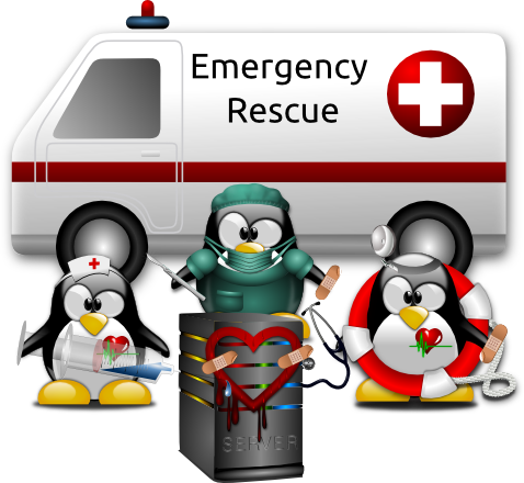 Linux rescue