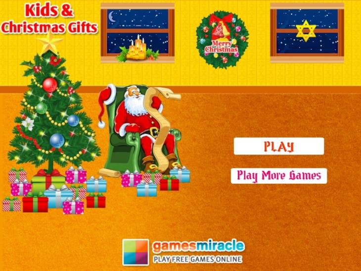 Pere Noel liste de cadeaux
