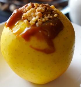 Pommes aux epices