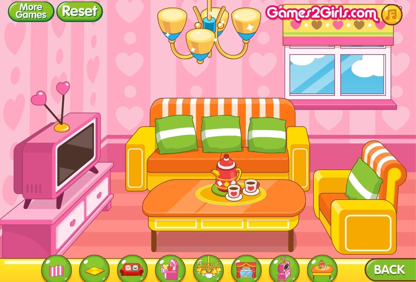 jeu maison de poup es gratuit en ligne. Black Bedroom Furniture Sets. Home Design Ideas