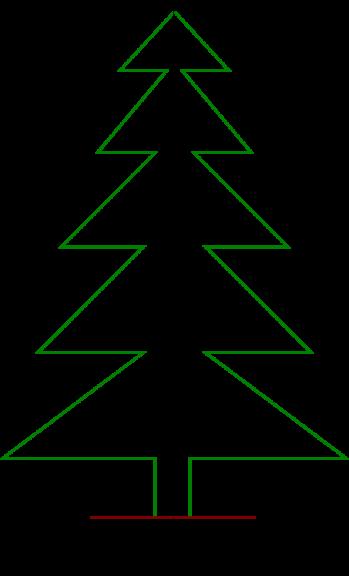 Pot du sapin de Noël