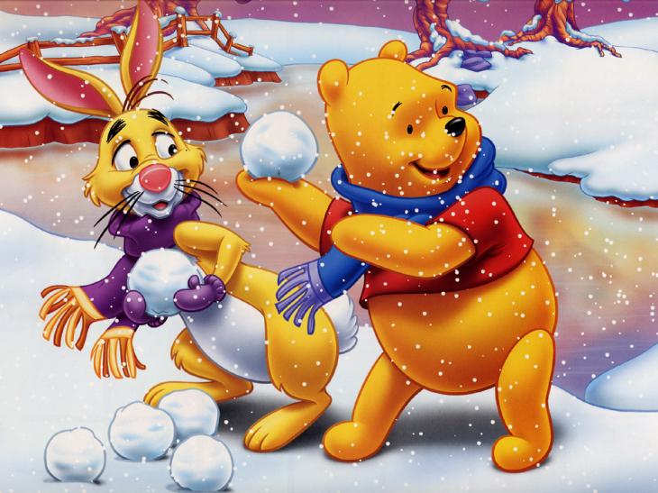 Winnie hiver