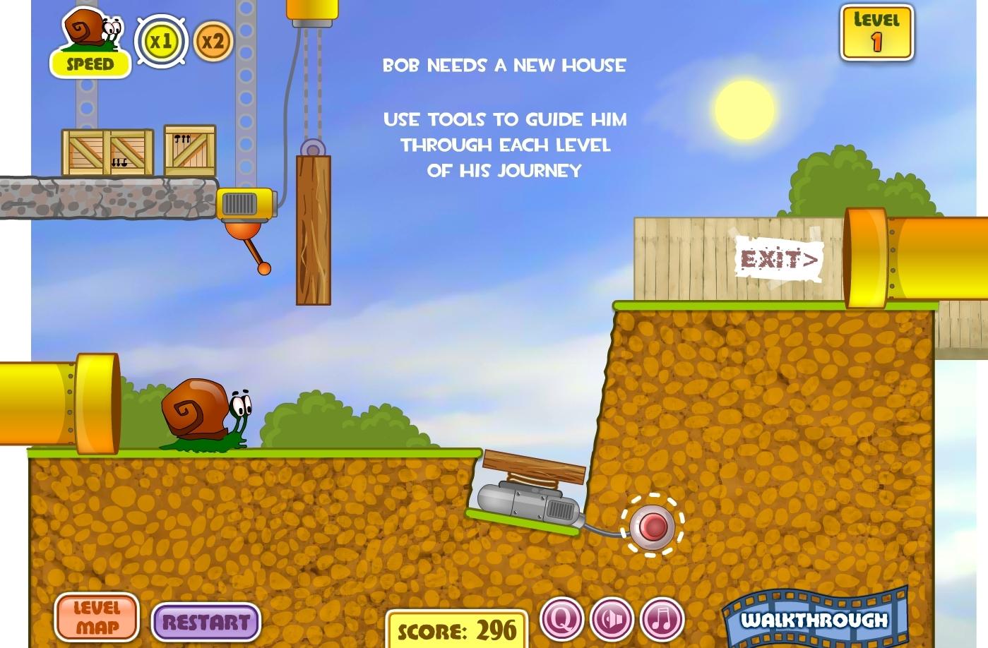 Jeu bob escargot gratuit en ligne - Jeux de bob l escargot ...