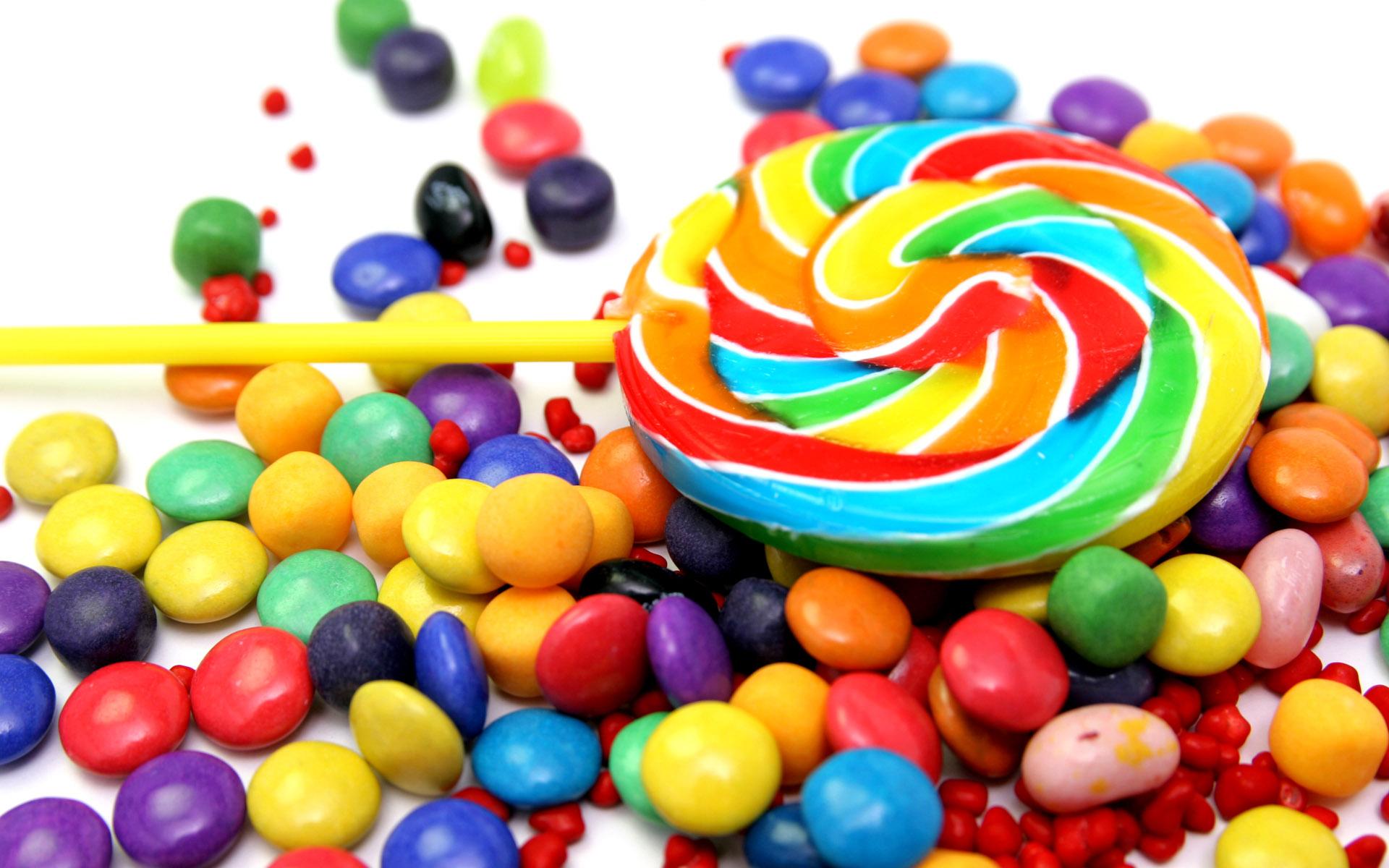 Coloriage Bonbons Gratuit à Imprimer Et Colorier