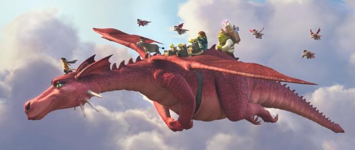 Dragon Shrek