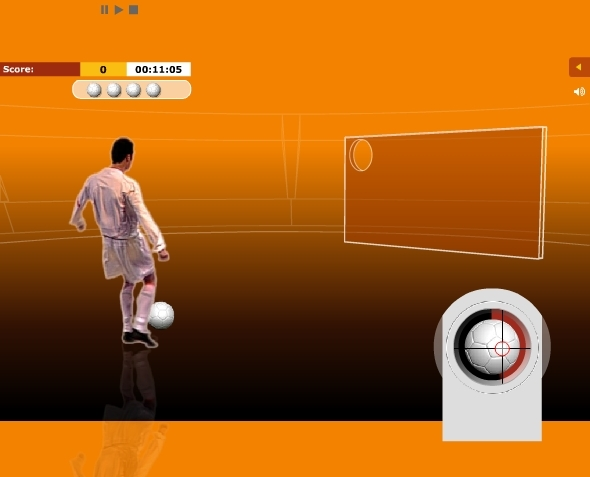 Foot jeu