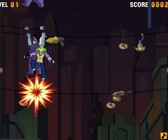 Joker Batman jeu