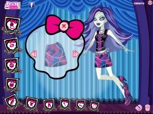 Monster High Spectra