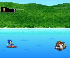 Sonic Eggman jeu