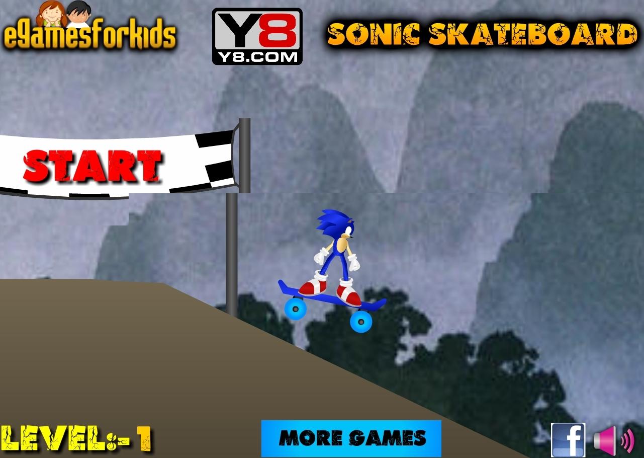 Jeu sonic skate gratuit en ligne - Jeux super sonic gratuit ...