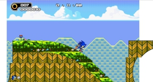 Sonic jeu ultimate