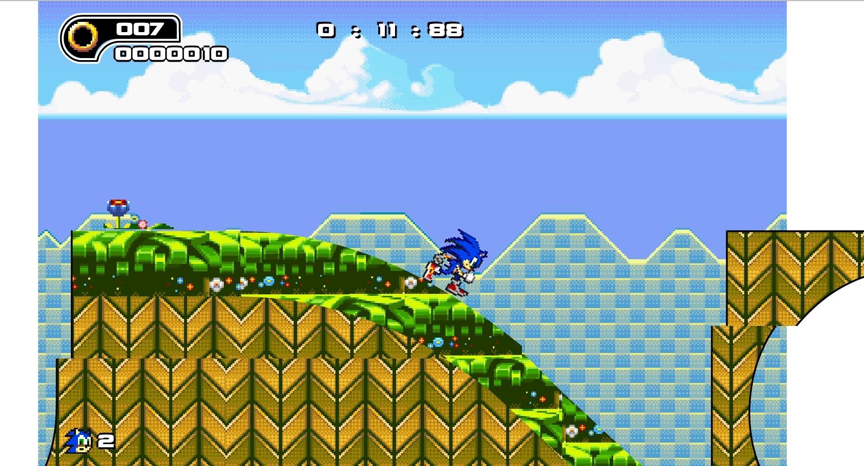 Jeu sonic ultimate flash gratuit en ligne - Sonic gratuit ...