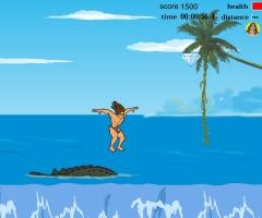 Tarzan saut