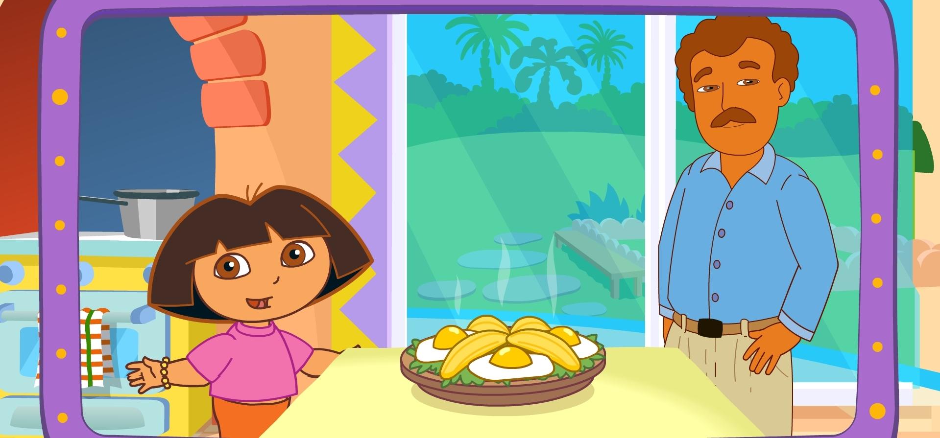 Jeux De Dora En Ligne